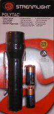 Streamlight 88860 PolyTac LED Flashlight HP Black