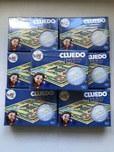 7-X-McDonalds-Happy-Meal-Game-Cluedo-Junior-Travel-All-Sealed