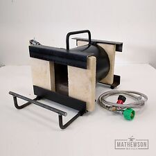 New  LP Propane Gas Forge for Knife Making Welding Blacksmith Metalsmith
