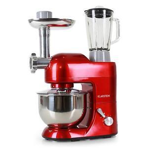 Ricondizionato-Robot-Cucina-Mixer-Multifunzione-Impastatrice-Planetaria