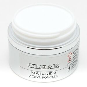 Beauty & Gesundheit Objective Acryl Pulver Clear 50 Ml/41g Klar Transparent Acrylpulver Akrylpuder Powder