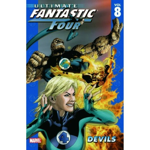 ULTIMATE FANTASTIC FOUR TP VOL 08 DEVILS--MARVEL--
