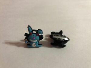 Get-2-Same-Charms-Blue-Happy-Bunny-Headphones-Crocs-Shoe-Charms-HAP1003