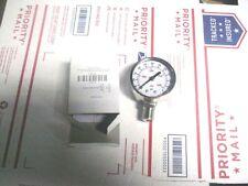 Pressure Gauge 2 In,0-600 Psi STAINLESS STEEL WATER OIL AIR HYD HYDRAULIC 1/4NPT
