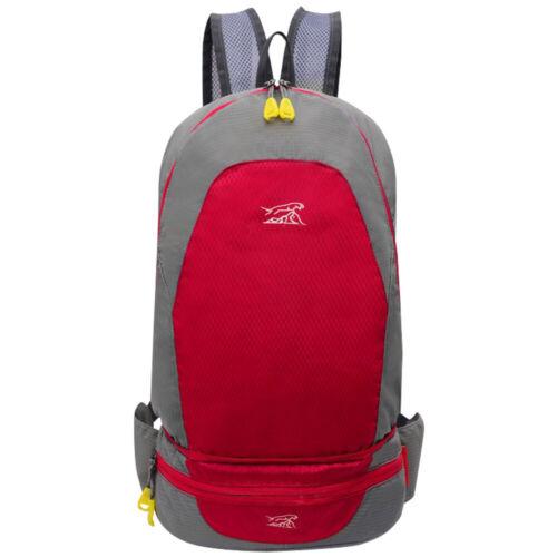 Causal Women Men Camping Hiking Sports Bag Cycling Traveling School Bag Backpack