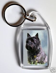 Cairn-Terrier-Key-Ring-By-Starprint-No-4