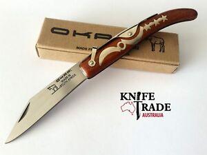 Okapi-Big-Sable-Folding-Pocket-Knife-KO19070-1055-Carbon-Farmers-Hunting-EDC