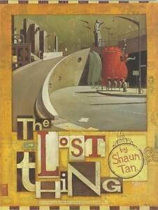 Verirrung-Sache-Von-Shaun-Tan-Neues-Buch-Gratis-amp-Taschenbuch