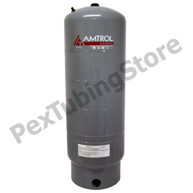 15x48 Inch, 32 Gal Amtrol Extrol SX-60V Floor Standing Hydronic Expansion Tank