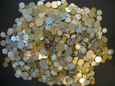 Israel Lot Collection 450gr Mixed Coins At List One 250&100 PRUTA Each.