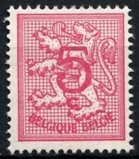 Belgium 1936-80 SG#1336a 5c Rose Pink, Lion Definitive MNH #D48238