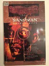 The Sandman: Season of Mists Vol. 4 by Neil Gaiman and DC Comics Staff (1994, Paperback, Revised)