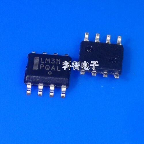 50 x LM311 Single Comparators LM311DR2G SOP8