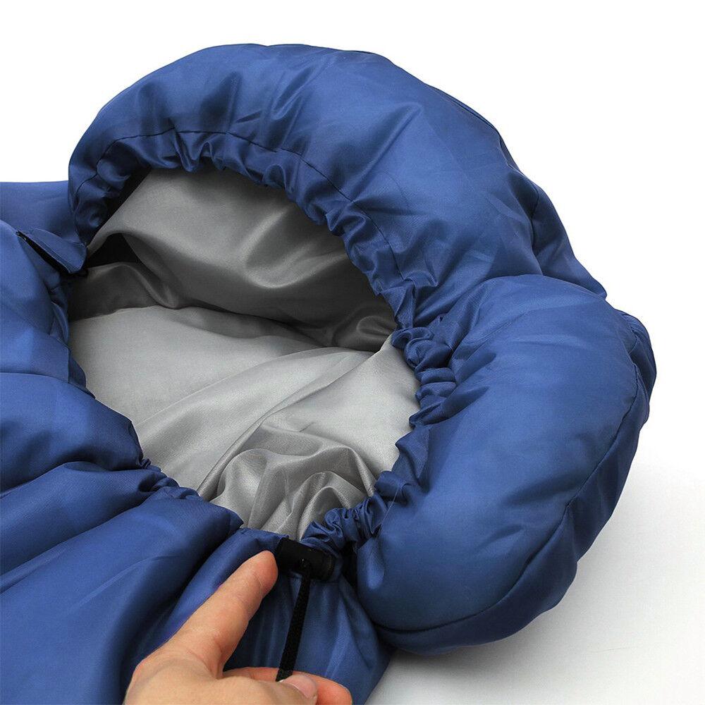 Image 31 - Waterproof-Sleeping-Bag-Outdoor-Survival-Thermal-Travel-Hiking-Camping-Envelope