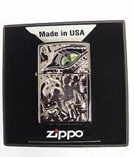 Zippo® Krokodil Auge Crocodile Eye Kroko Box Choice Limited Edition New  Neu OVP