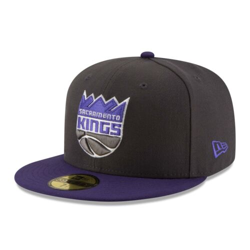 NBA Sacramento Kings New Era 59FIFTY Fitted Cap Hat Headwear