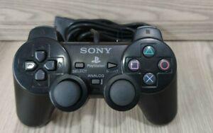 CONTROLLER-PAD-SONY-PLAYSTATION-2-ORIGINALE-PS2-COLORE-NERO