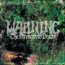 WARNING - The Strength to Dream DLP (NEW*LIM.600 BLACK V.*EPIC DOOM METAL)