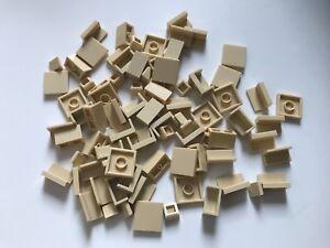 Lego tan tiles panel lot star wars hobbit ninjago