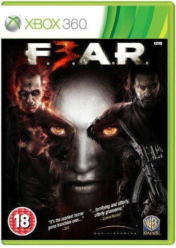 F.E.A.R. 3  - DISC ONLY (Xbox 360 Game)