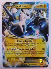 Thundurus ex - BW81 - Ultra Rare Promo Pokemon Card