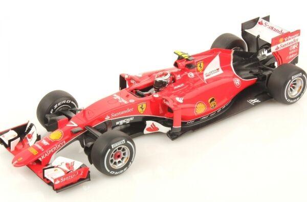 Ferrari SF15-T No.7 2nd Bahrain Gp 2015 (Kimi Räikkönen)