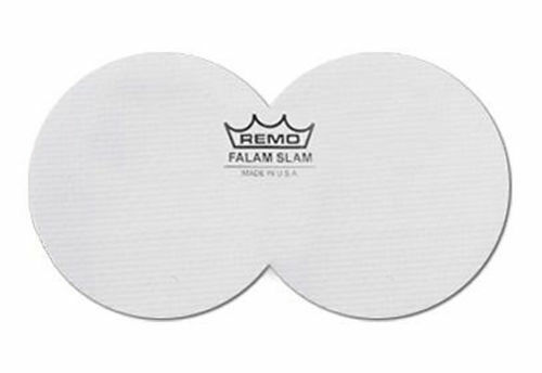 "Remo KS-0006-PH Kevlar 4/"" Double Bass Drum Falam Slam Patch"