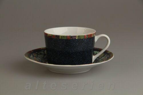 Kaffeetasse mit Untere Schönwald Dibbern Park Lane Herbst