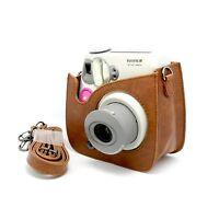 [fujifilm Instax Mini 7s Case] --caiul Vintage Comprehensive Pr... Free Shipping