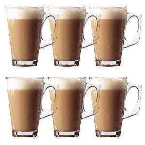 Ml Lungo Coffee Glasses