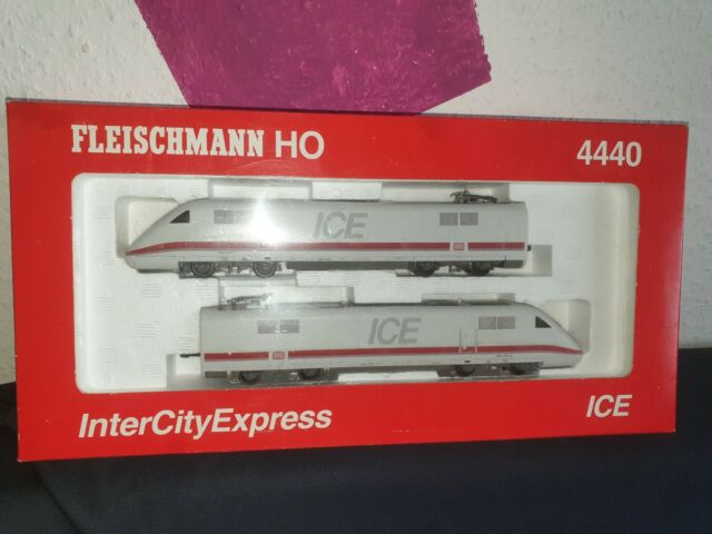 Fleischmann H0 ICE 4440 Inter City Express