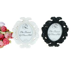 Retro-Cute-Resin-baroque-Baby-Photo-Frame-Creative-Wedding-Home-Decor-Gift-FEH