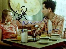 Jodie Foster & Robert DeNiro original firmado – grossfoto-Taxi Driver