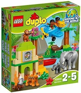 Lego 10804 Duplo - Jungle Nouveau