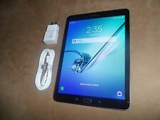 """Samsung Galaxy Tab S2 9.7"""" SM-T817A 32GB, Wi-Fi + 4G LTE (AT&T) - Black"""
