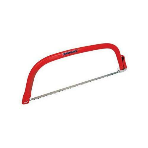 Silverline Bow Saw 600mm Contractors Logging Tool