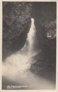 Gütle (Dornbirn), Vorarlberg, Rappenlochschlucht glum 1930? F9970