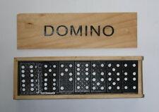 Herederos Del Marques De Riscal Dominoes Set in Wood Box