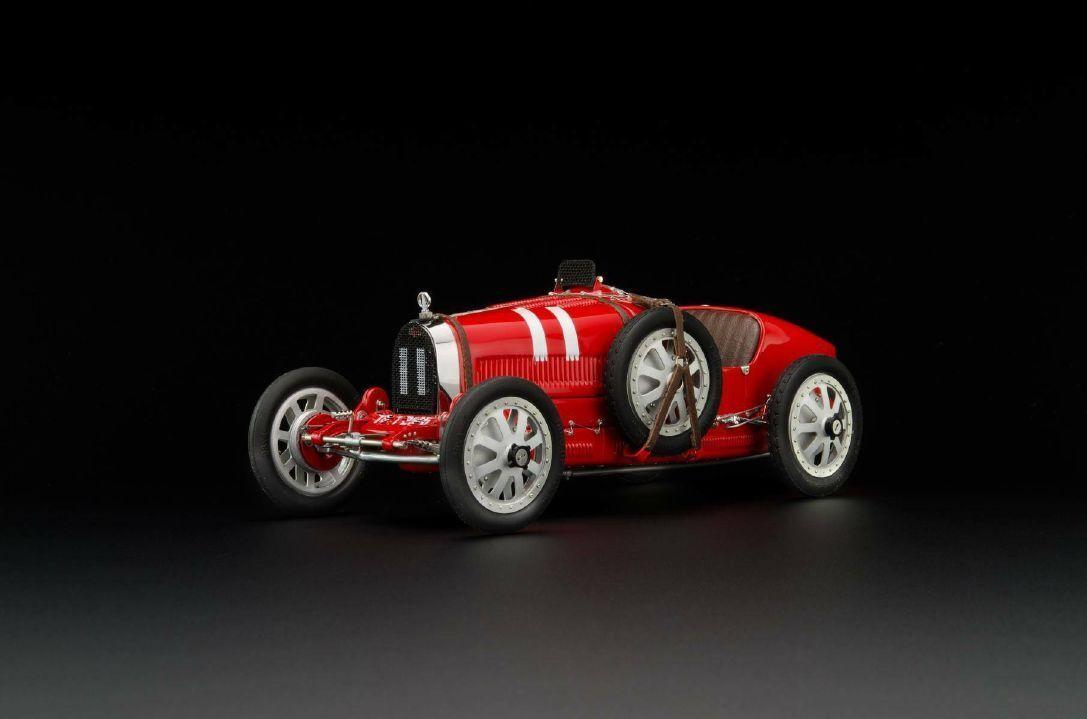 CMC Bugatti T-35  10 Nation Colour Project.  1 18