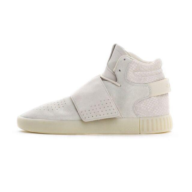 check out 9a836 9f8a7 Adidas Tubular Invasor Tiras BB8943 Zapatillas Hombre Zapatos Informales  Cuero