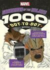 Marvel's Guardians of the Galaxy 1000 Dot-to-Dot Book: Twenty Comic Characters to Complete Yourself by Thomas Pavitte (Paperback, 2017)