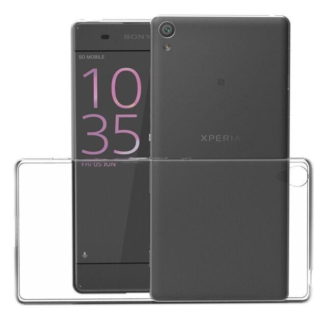 Pour Sony Xperia XA  Coque Gel En Silicone Tpu Transparent