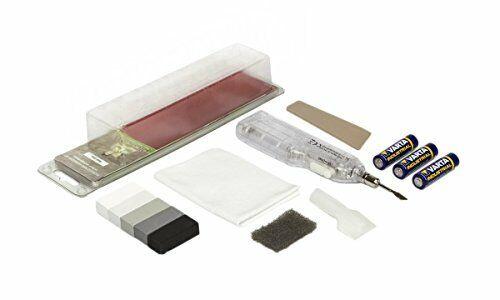 -Wand-und Bodenfliesen-Farbset weiß und Grau Small Fliesen Reparatur Set