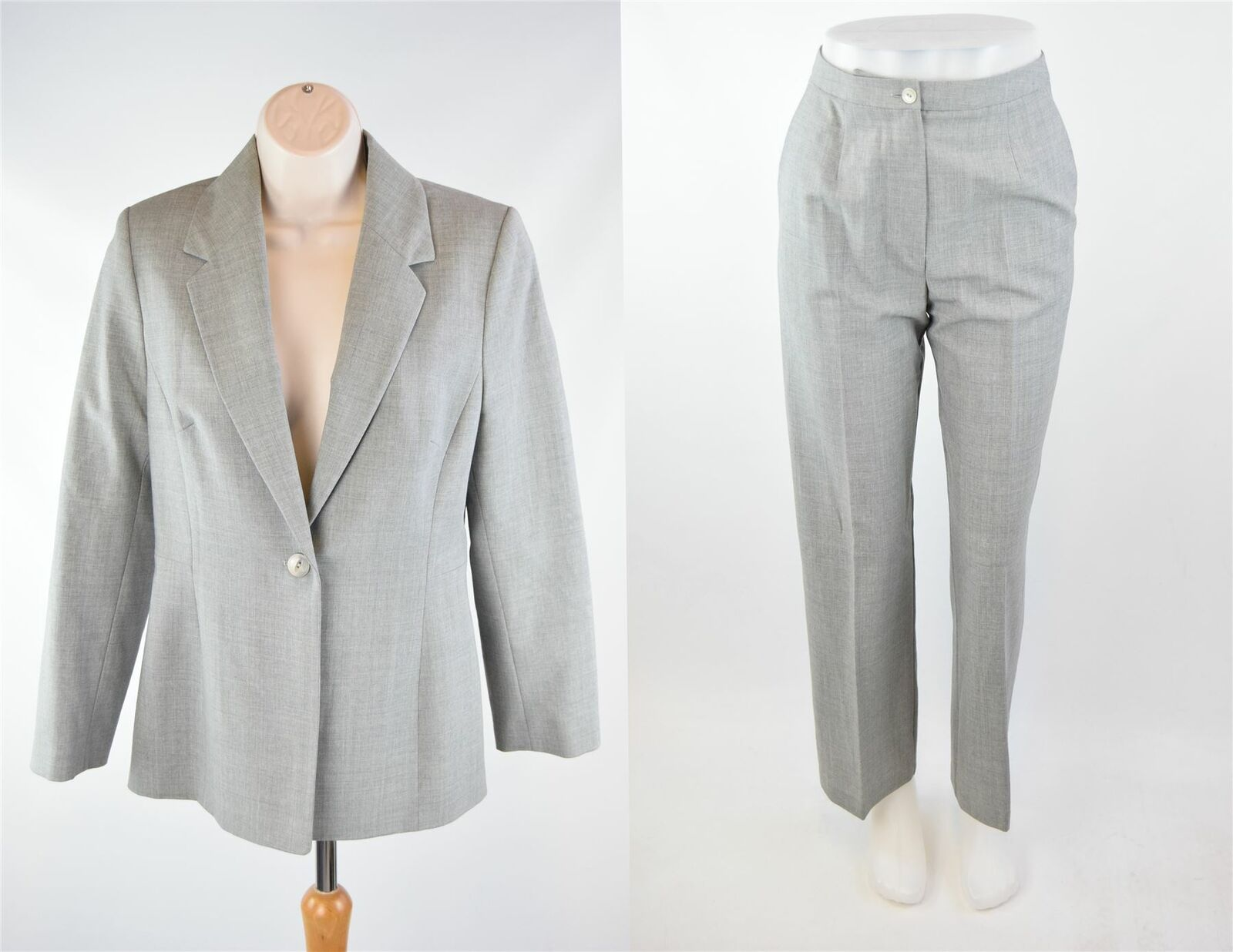 NEXT Grey Two-Piece Suit, US 4