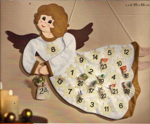 Adventskalender Engel Engelflügel selberfüllen Neu