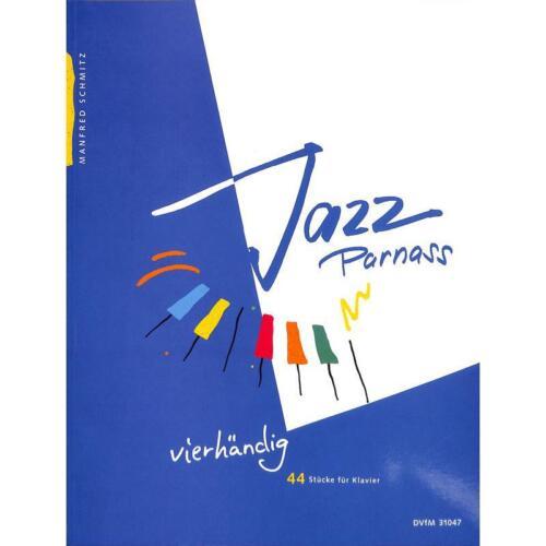 Noten für Klavier zu 4 Händen 31047-9790200415377 Jazz Parnass Band 3