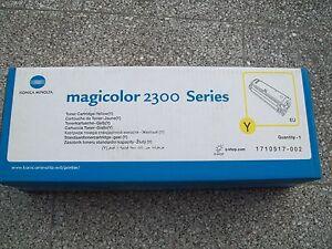 Konica Minolta 2300 Series magicolor Toner gelb - <span itemprop=availableAtOrFrom>Germany, Deutschland</span> - Konica Minolta 2300 Series magicolor Toner gelb - Germany, Deutschland