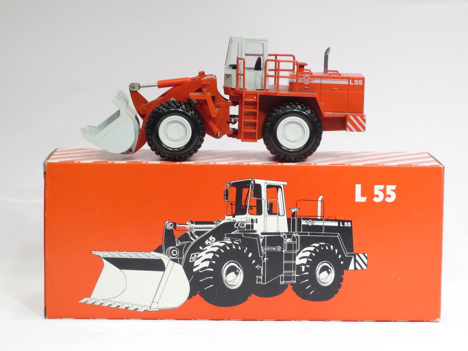 O&K L55 Cargadora de ruedas - 1 50-Conrad Mib