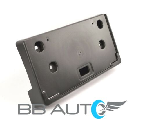 11-14 CHEVROLET CRUZE RS FRONT LICENSE PLATE TAG BRACKET HOLDER NEW GM1068145