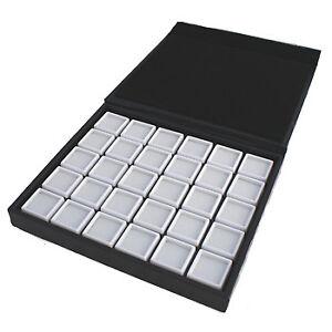 Coffret-de-Gemmologie-20-Boites-3-X-3-cm-Pour-Pierres-Precieuses-Diamant